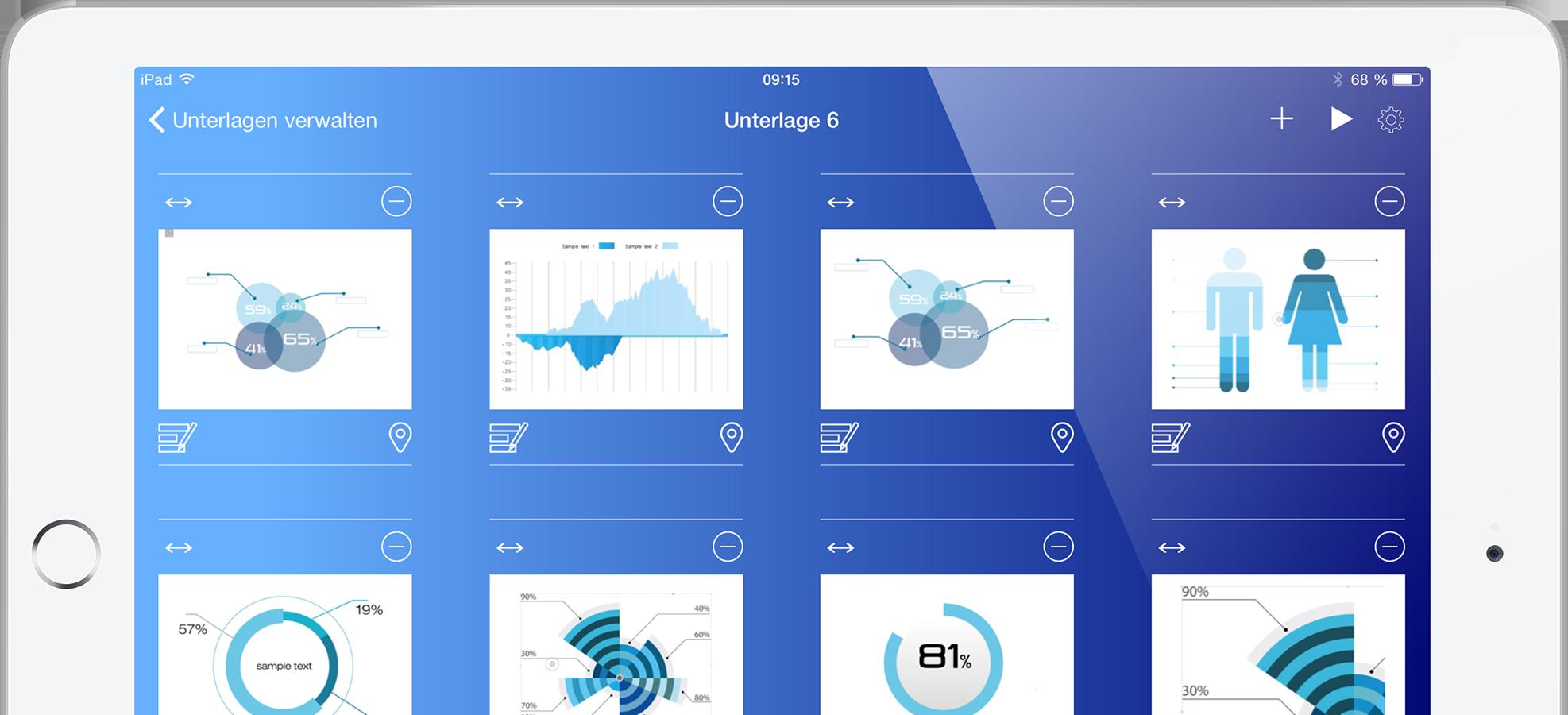 The T5 Sales Force App